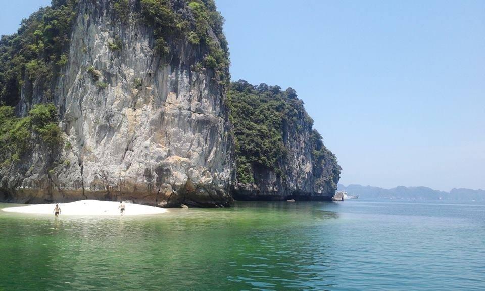 bãi biển Vạn Bội